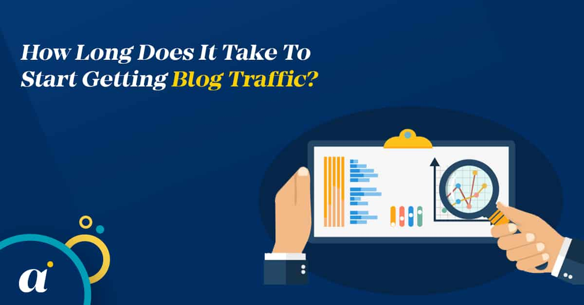 How Long Does It Take To Start Getting Blog Traffic