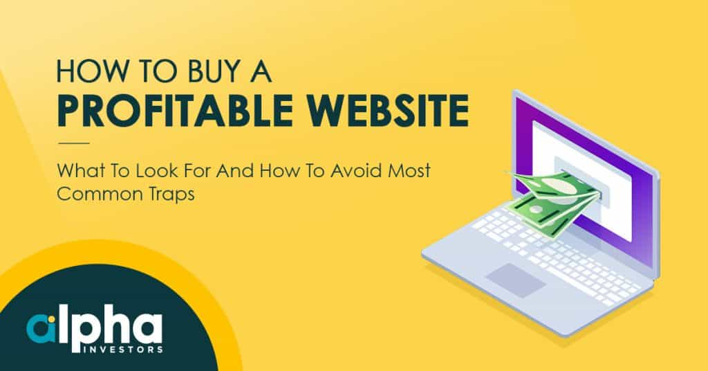 profitable websites for sale