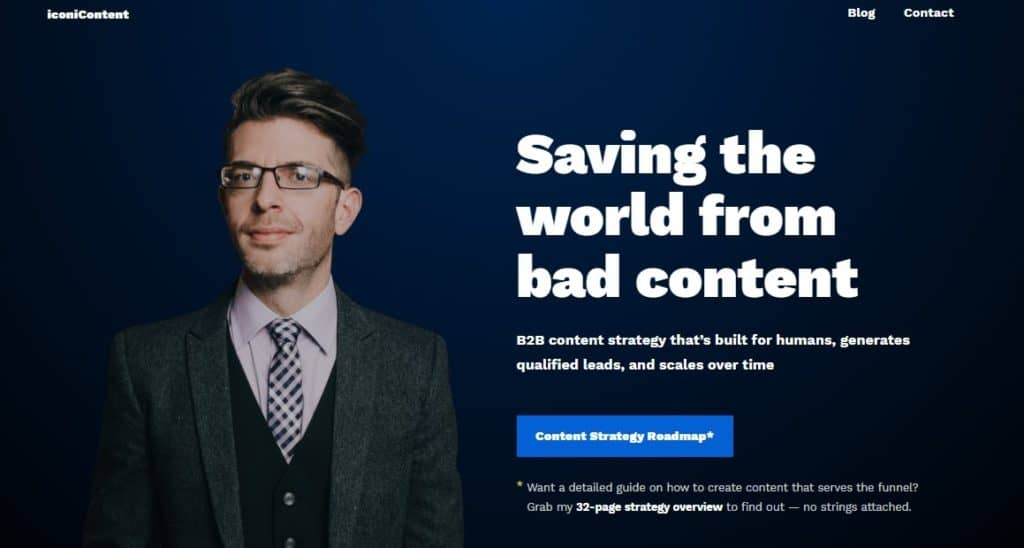 content marketing on your blog